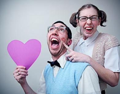 nerd-couple